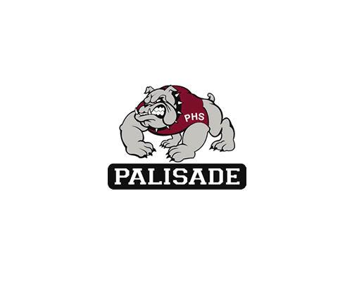 palisade high school bulldog logo