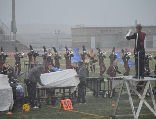 Bulldogs take Second in State Marching Band Championships