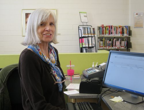 Librarian Karen Maheux retiring, not leaving Palisade