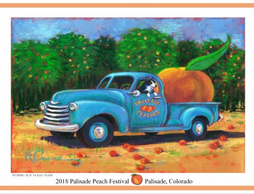 2018 Palisade Peach Festival, 125 Years of Peaches, 50 years of Festivals