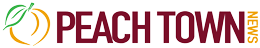 Peach Town News Logo