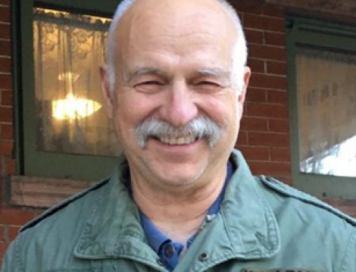 "Candidate for Town Trustee – William L."" Bill"" Carlson"