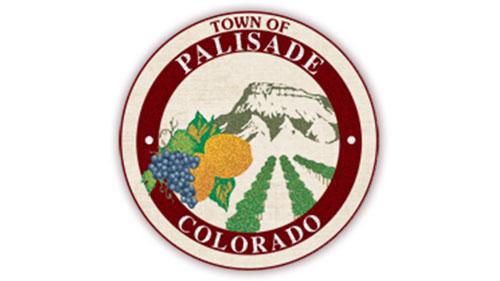 Town of Palisade Logo