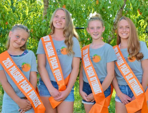 Meet Our 2020 Palisade Peach Court!